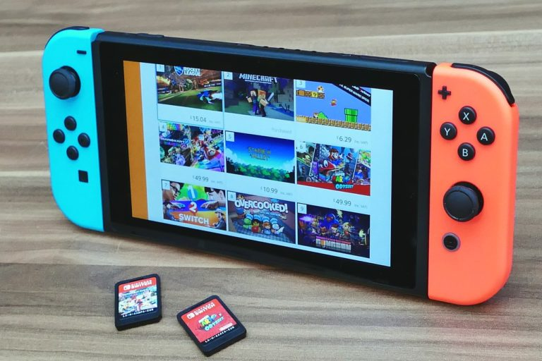 Stuck At Home? These Switch Games Are Currently On Sale